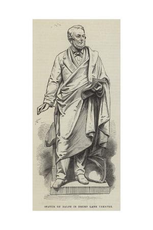 statue-of-balfe-in-drury-lane-theatre