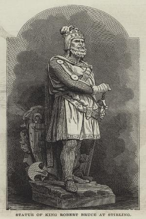statue-of-king-robert-bruce-at-stirling
