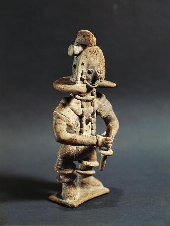 statue-of-pelota-player-or-warrior-from-mexico