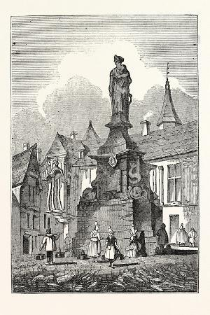 statue-of-the-maid-of-orleans-at-rouen-france