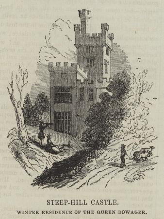 steep-hill-castle-winter-residence-of-the-queen-dowager