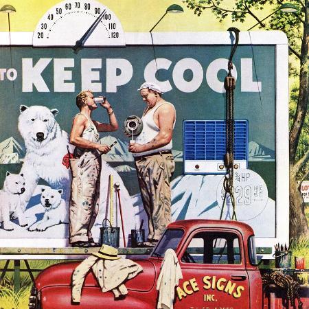 stevan-dohanos-billboard-painters-july-13-1957