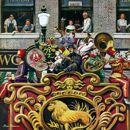 stevan-dohanos-clown-band-june-26-1948