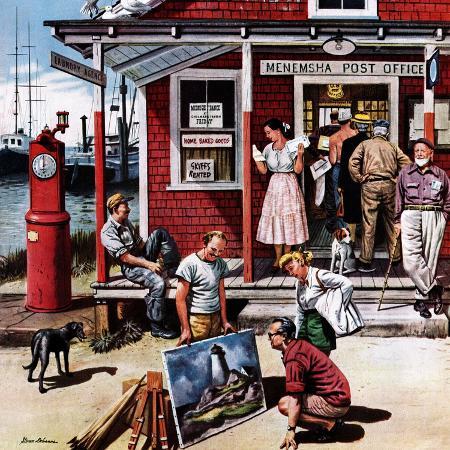 stevan-dohanos-coastal-postal-office-august-26-1950