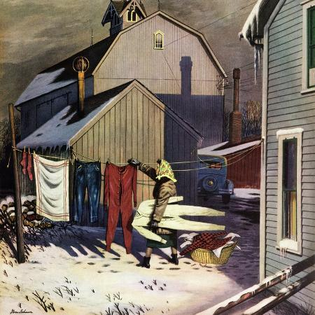 stevan-dohanos-frozen-laundry-march-8-1952