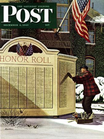 stevan-dohanos-honoring-the-dead-saturday-evening-post-cover-december-4-1943
