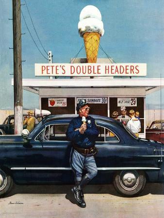 stevan-dohanos-pete-s-double-headers-september-22-1951