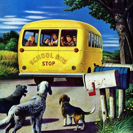 stevan-dohanos-school-bus-september-2-1944