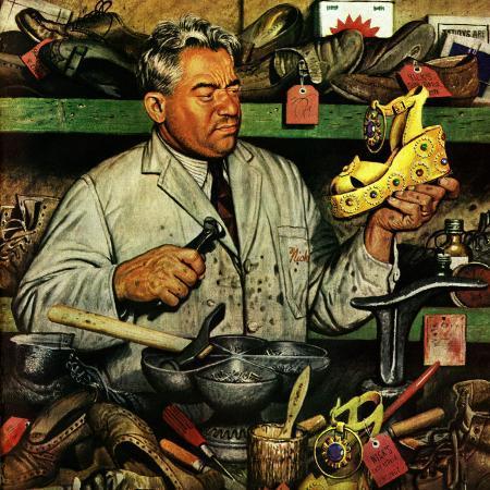 stevan-dohanos-shoe-repairman-march-20-1948