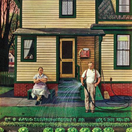 stevan-dohanos-tending-the-garden-may-26-1951