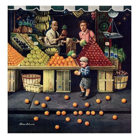 stevan-dohanos-towddler-and-oranges-september-19-1953