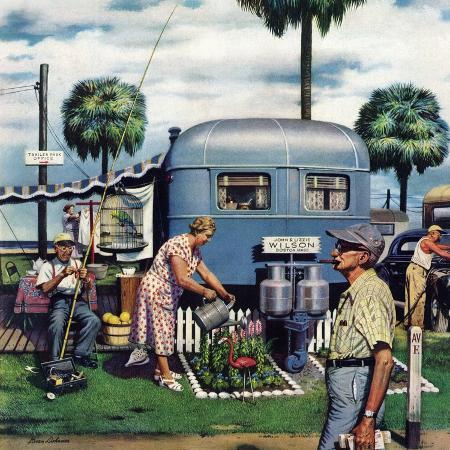stevan-dohanos-trailer-park-garden-february-2-1952