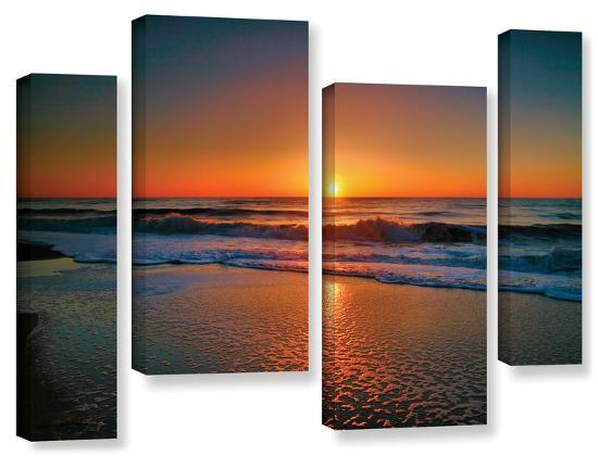steve-ainsworth-morning-has-broken-ii-4-piece-gallery-wrapped-canvas-staggered-set
