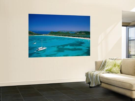 steve-vidler-deep-bay-beach-and-yachts-blue-water-antigua-caribbean-islands
