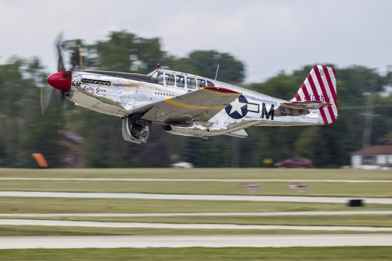 stocktrek-images-a-p-51-mustang-takes-off-from-waukegan-illinois