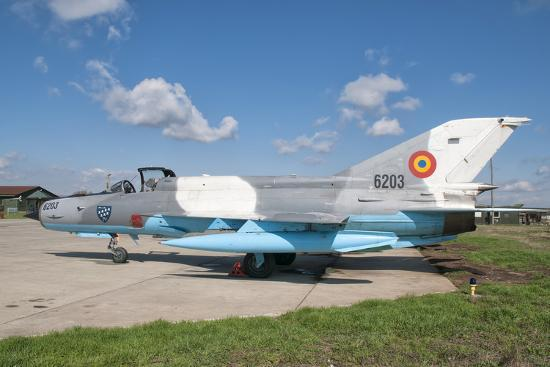 stocktrek-images-a-romanian-air-force-mig-21c-airplane-at-camp-turzii-air-base-romania