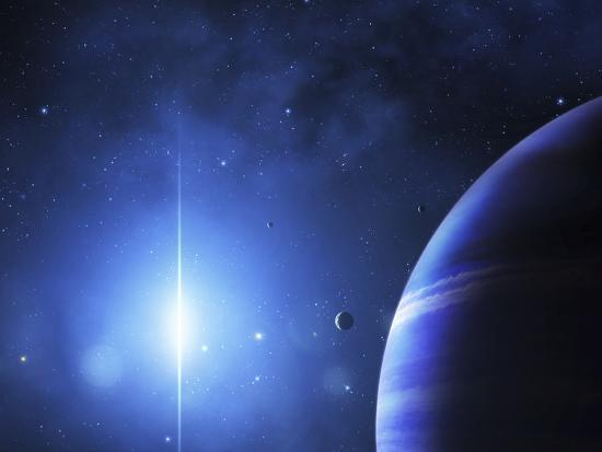 stocktrek-images-a-star-provides-a-cool-glow-on-a-nearby-gas-giant