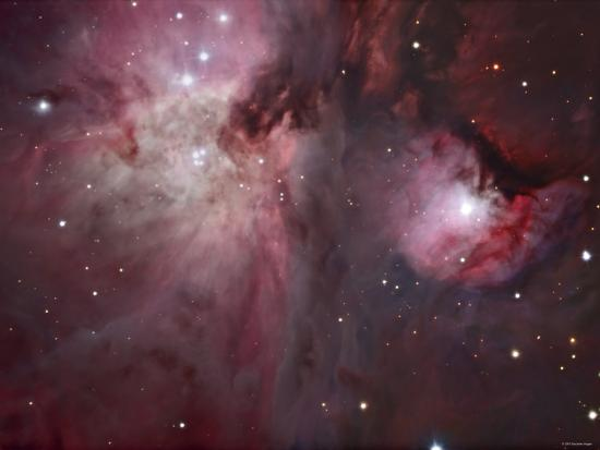 stocktrek-images-a-view-of-the-trapezium-region-which-lies-in-the-heart-of-the-orion-nebula
