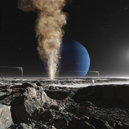 stocktrek-images-an-astronaut-observes-the-ruption-of-one-of-triton-s-giant-cryogeysers