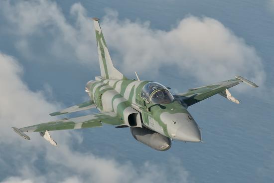 stocktrek-images-brazilian-air-force-f-5-in-flight-over-brazil