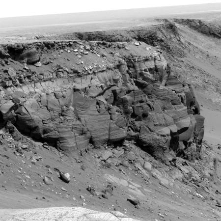 stocktrek-images-cliff-on-the-surface-of-mars
