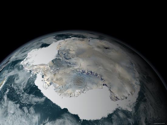 stocktrek-images-frozen-continent-of-antarctica-and-its-surrounding-sea-ice