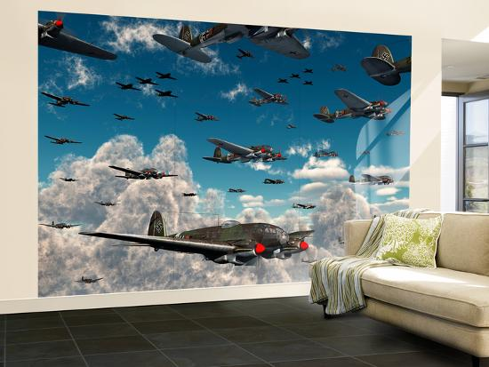 stocktrek-images-german-heinkel-he-111-bombers-gather-over-the-english-channel