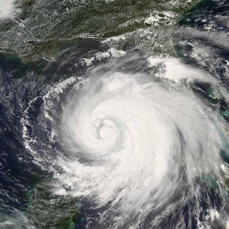 stocktrek-images-hurricane-ike-from-international-space-station