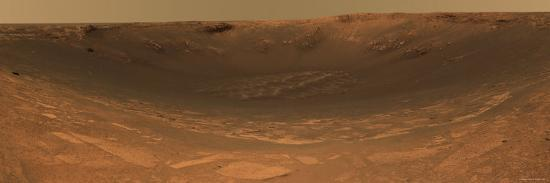 stocktrek-images-impact-crater-endurance-on-the-surface-of-mars