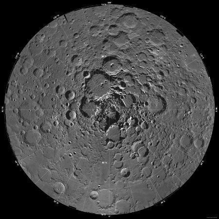 stocktrek-images-lunar-mosaic-of-the-north-polar-region-of-the-moon