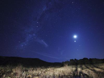 The Moon, Venus, Mars and Spica in a Quadruple Conjunction ...