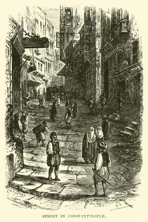 street-in-constantinople