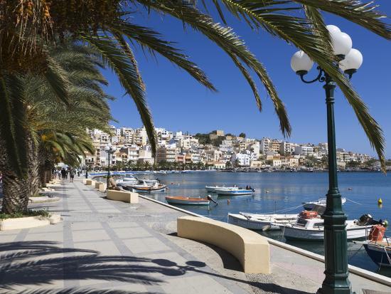 stuart-black-the-harbour-sitia-lasithi-region-crete-greek-islands-greece-europe