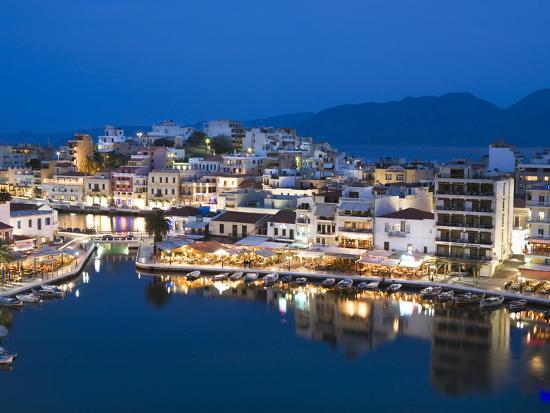 stuart-black-view-over-harbour-and-restaurants-at-dusk-ayios-nikolaos-lasithi-region-crete-greek-islands-gr