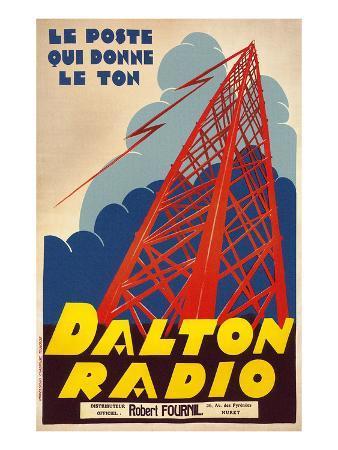 style-setting-dalton-radio