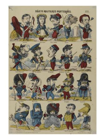 sujets-militaires-grotesques