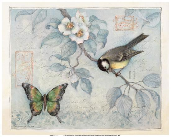susan-winget-blue-bird-and-butterfly
