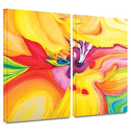 susi-franco-secret-life-of-lily-2-piece-gallery-wrapped-canvas