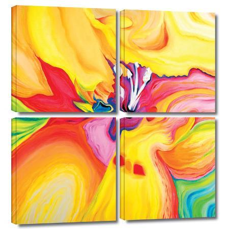 susi-franco-secret-life-of-lily-4-piece-gallery-wrapped-canvas
