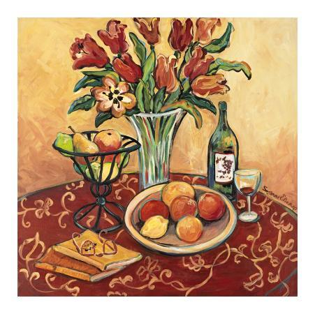 suzanne-etienne-red-flower-on-still-life