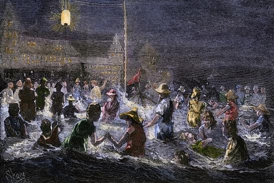 swimming-by-electric-light-at-coney-island-new-york-1880s