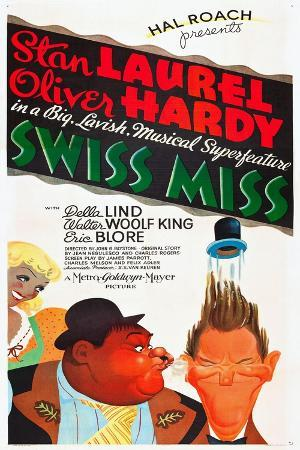 swiss-miss-l-r-oliver-hardy-stan-laurel-on-poster-art-1938