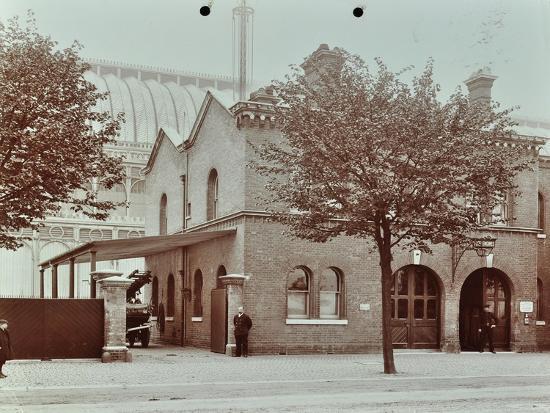 sydenham-fire-station-crystal-palace-parade-lewisham-london-1907