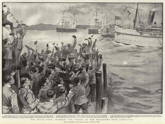 sydney-prior-hall-the-royal-tour-cheering-the-ophir-on-her-departure-from-gibraltar