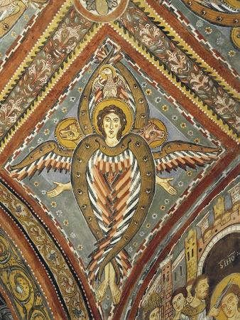 symbol-of-st-john-evangelist-in-crypt-of-st-magnus-st-mary-cathedral-anagni-italy-13th-century