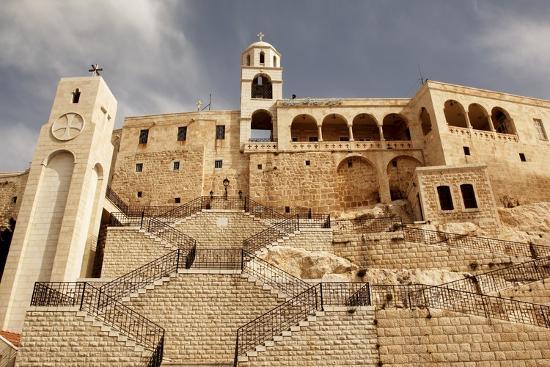 syria-saydnaya-convent-of-our-lady-of-saydnaya-ad-547