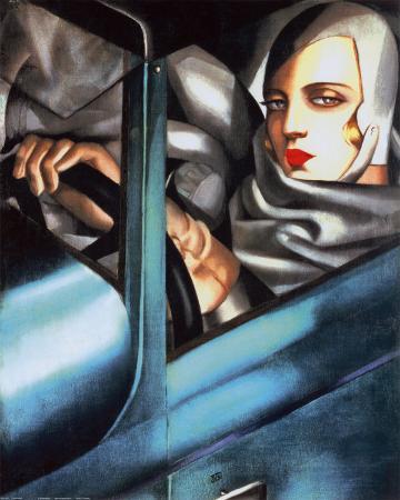 tamara-de-lempicka-autoportrait