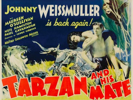 tarzan-and-his-mate-maureen-o-sullivan-johnny-weissmuller-1934