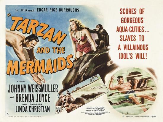 tarzan-and-the-mermaids