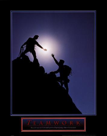 teamwork-climbers